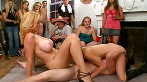 Reality, Big Tits, Blonde, Dorm, Fucking, Group