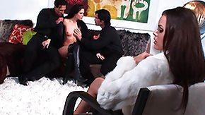 Renee Perez HD porn tube Jennifer Darksome & Renee Perez in foursome