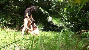 Forest, Babe, Blowjob, Forest, Japanese, Jungle