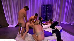 Blacked, Blonde, Blowjob, Brunette, Fucking, Group