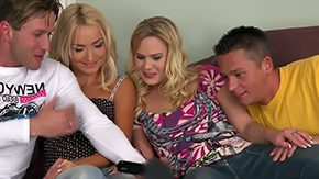 Victoria Puppy, 3some, Angry, Ball Licking, Banging, Blonde