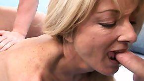 Blonde Milf, Banging, Big Cock, Big Tits, Blonde, Blowbang