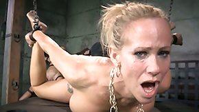 Simone Sonay, BDSM, Big Tits, Blonde, Boobs, Face Fucked