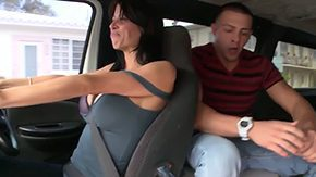 HD Evelyn Jacobs tube Males from bang bus let hottie drive fix upon her next sufferer Evelyn Jacobs finally finds boy who agrees to get in the middle bus show her fine