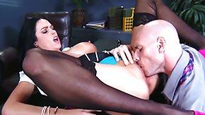 Aryana Augustine, Ball Licking, Big Natural Tits, Big Nipples, Big Tits, Blowbang