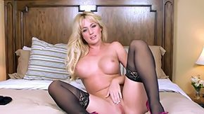 Cum Stockings, Ass, Assfucking, Bed, Big Ass, Big Black Cock