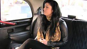 Taxi, Amateur, Big Natural Tits, Big Tits, Blowjob, Boobs
