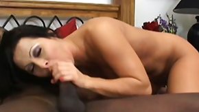 Adultery HD tube Cheating brunette wife gets destroyed by a huge dark-complexioned schlong