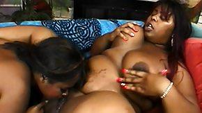 Bdsm Lesbian, BBW, Big Pussy, Big Tits, Black, Black BBW