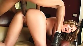 Pussy Stretching, Babe, Bend Over, Big Black Cock, Big Cock, Big Pussy