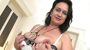 Saggy, Big Tits, Boobs, Fat Mature, Mature, Old