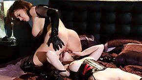 Catie Parker, Big Tits, Boobs, Brunette, Dominatrix, Femdom