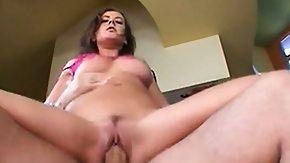 Choking, Big Cock, Big Tits, Blowjob, Boobs, Brunette