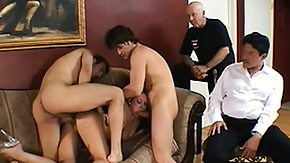 HD Husband Watching Wife Fuck tube Husband and next-door neighbor watch his wife fucking two dudes in a MMF