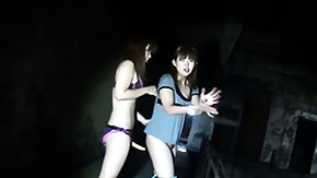 Public Flashing, Asian, Asian Lesbian, Fucking, High Definition, Japanese