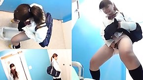 Free Spy HD porn Pertaining to the Orient teen schoolgirl pee