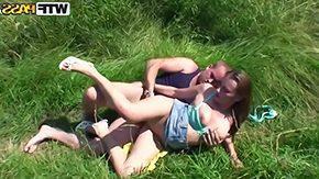 Victoria Love, Ball Licking, Banging, Blowjob, Boots, Choking