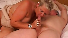 Granny, Aged, BBW, Bitch, Blonde, Blowjob