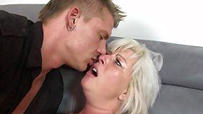 Alexes, Blonde, Fat Mature, Fingering, Fucking, Kissing