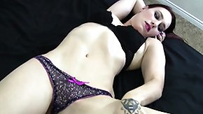 My, Brunette, High Definition, Lingerie, Panties, Penis