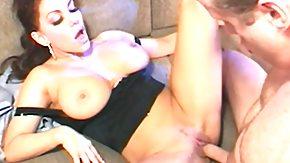 Victoria Valentina, Big Cock, Big Tits, Boobs, Brunette, Drilled