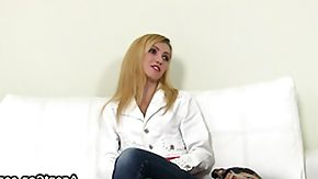 Casting, Amateur, Audition, Banging, Behind The Scenes, Blonde