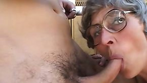 Old Man, 3some, Aged, Angry, Blonde, Blowjob