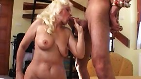 Grannies, Aged, Blonde, Blowjob, Cunt, Experienced