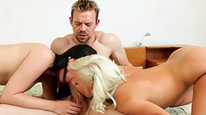 Wife's Friend High Definition sex Movies Erik wanted to fuck wife in hardcore mode But she asked if her best neighbour could join 'em Erik was glad she proposed this idean Male+Male+Female actiona is