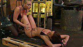 Andy Brown, Babe, Banging, BDSM, Blonde, Bound