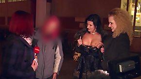 Anita Vixen, Big Tits, Blonde, Blowjob, Cumshot, German