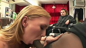 Tyler Knight, Aunt, Ball Licking, Banging, Big Black Cock, Big Cock