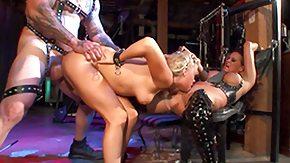 Tori Lane, BDSM, Blindfolded, Blonde, Blowjob, Hardcore