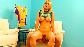 Brooklyn Bailey HD porn tube Busty golden-haired with sexy legs Brooklyn Bailey can't resist a huge cock