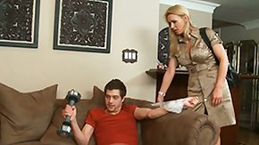 Tanya Tate HD porn tube Tanya Tate and her son's bystander