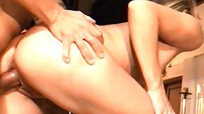 Leah Luv, Bend Over, Bitch, Brunette, Close Up, Doggystyle