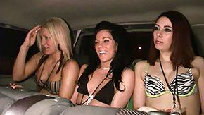 Car, Amateur, Car, Exhibitionists, Flashing, Panties