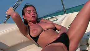 Sailor, Angry, Beach, Big Natural Tits, Big Nipples, Big Tits