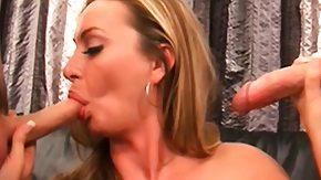 Milf Dp, 3some, Banging, Big Tits, Blonde, Blowbang