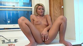 Caprice Capone High Definition sex Movies Blonde Caprice Capone is curious about toy fucking her twat pie on camera