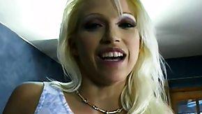 Nikki Hunter, Big Cock, Blonde, Blowjob, Choking, Deepthroat