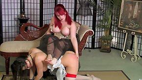 Lipstick, Anal Finger, Ass, BDSM, Beauty, Big Tits