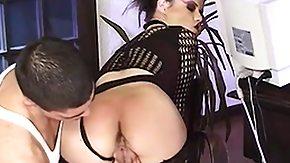Goth, Babe, BBW, Big Cock, Big Labia, Big Pussy