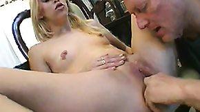 Leah Luv, Big Cock, Big Tits, Blonde, Blowjob, Boobs