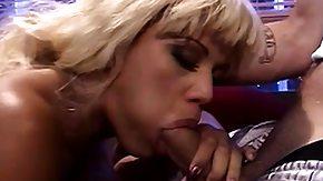 Velvet Rose, Bend Over, Big Cock, Blonde, Blowjob, Cum in Mouth