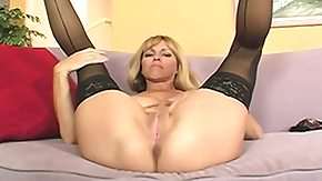 Nicole Moore, Big Tits, Blonde, Boobs, Fingering, Horny