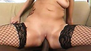 Gia Paloma, Big Black Cock, Big Cock, Brunette, Hardcore, Interracial
