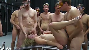 German HD Sex Tube mmv films german group sex in a cage