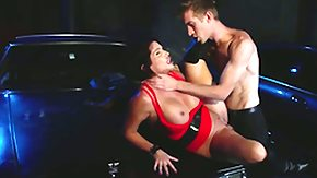 Danny D, Ball Licking, Blowbang, Blowjob, Boobs, Choking