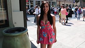 Mia Hurley, Blowjob, Brunette, Coed, Cute, Petite